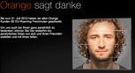 Orange sagt Danke (Orange) - viralvideo