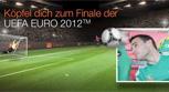 Euro 2012 Fußball Spiel