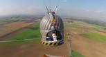 Modell Maker Fair Vienna Stratos Jump - viral video